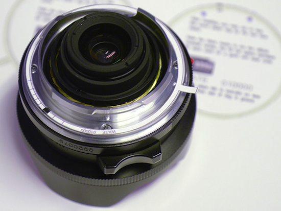 Coding-strips-Zeiss-Voitlander-lenses