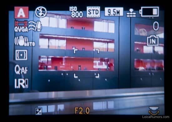 Leica D-Lux 5 EFV