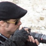 Brad Pitt's Leica S2 camera stolen from set