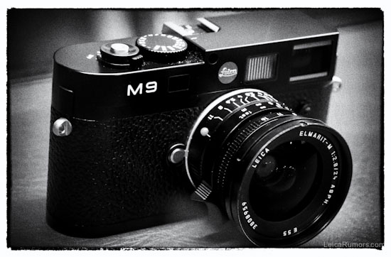 Leica M9 with Elmarit-M 24mm f/2.8 lens