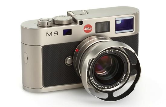 leica m9 titanium prototype Jenis Jenis Kamera Dan Panduan membelinya