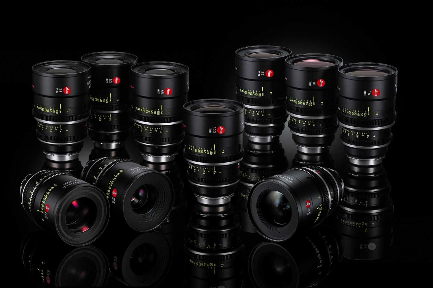 Leica Summilux C Cinema Lenses Now Shipping Leica Rumors