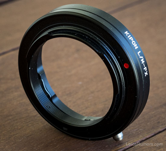 Cash For Clunkers Ca >> Using Leica M lenses on the Fuji X-Pro1 camera with the ...