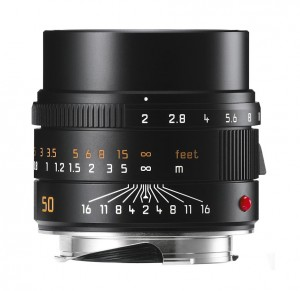 APO-Summicron-M 50mm f2 front
