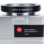 Leica S-Adapter H now shipping