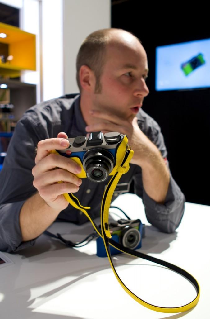 Leica X2 at Photokina