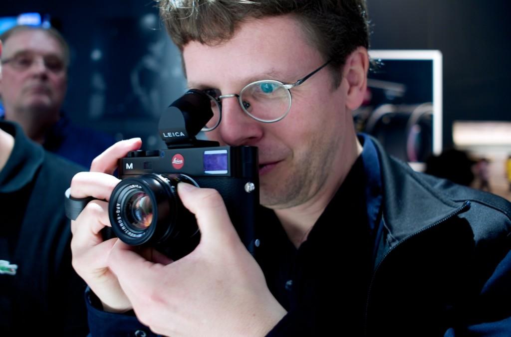 Leica M at Photokina 2012
