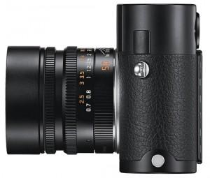 Leica M preta deixada 300x255 A nova Leica M