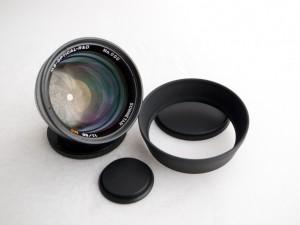 MS Optical Sonnetar 50mm f/1.1 MC lens