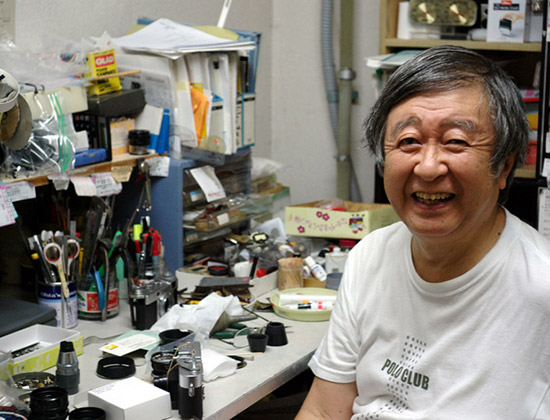Mr. Miyazaki MS Optical