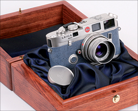 Lot 540: Leica M6 Platin Anton Bruckner