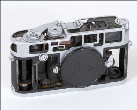Lot 543: Leica M2 Cut-a-Way