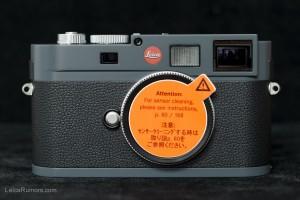 Leica M-E front