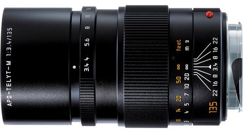Leica-APO-Telyt-M-135mm-f3.4-lens