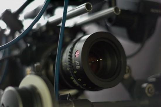 Leica Summicron-C cinema prime lenses