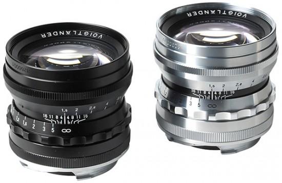 Voigtlander Nokton 50mm f/1.5 Aspherical Lens