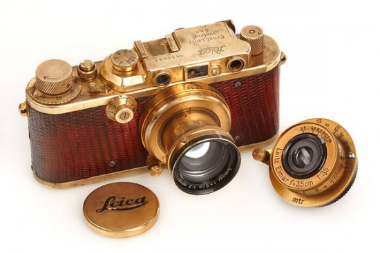 Leica III Mod. F LUXUS 'Karl Henkell'