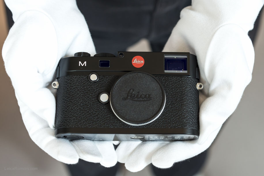 New firmware update version 2.0.6.0 for the Leica M Typ 240 camera released
