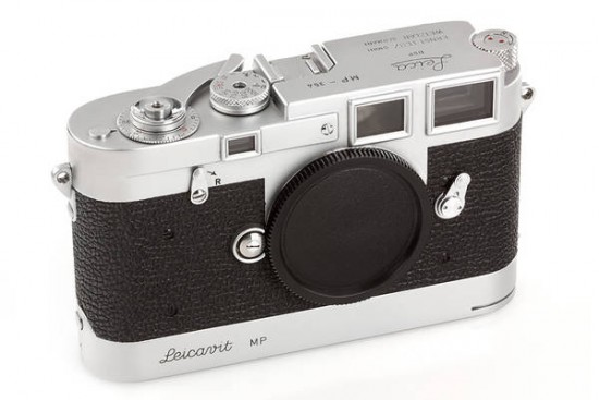 Leica MP chrome