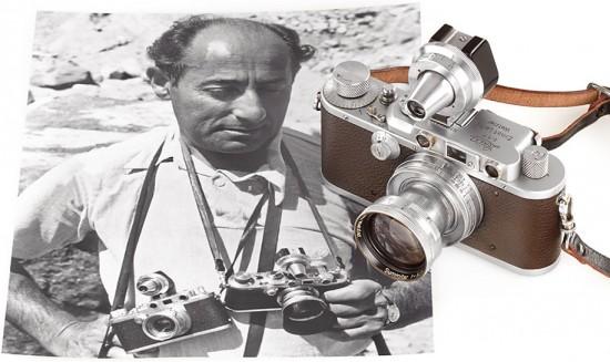 Alfred-Eisenstaedt-Leica-camera