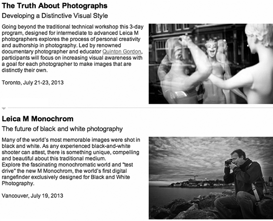Leica-Akademie-workshops-Canada