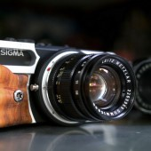 Modified Sigma DP camera with Leica M mount 10