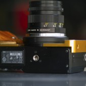 Modified Sigma DP camera with Leica M mount 3