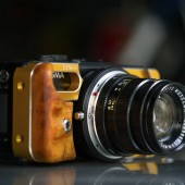 Modified Sigma DP camera with Leica M mount 4