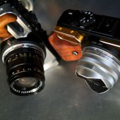 Modified Sigma DP camera with Leica M mount 6