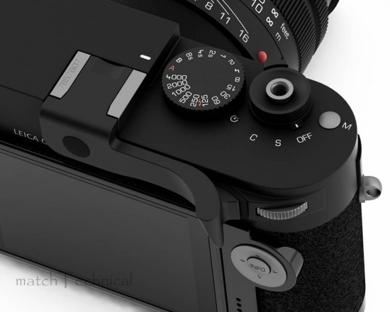 Thumbs Up EP-10S for Leica M 240
