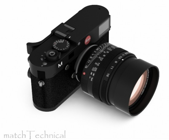 Thumbs Up EP 10S for Leica M 2401 550x456 New Leica M 240 accessories: RRS plate, Thumbs Up and more