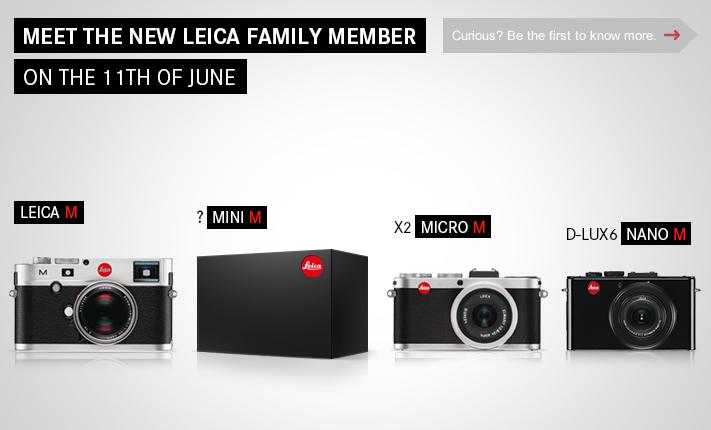 Leica Mini M camera