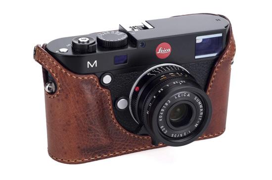 Arte di Mano cases for Leica cameras 1