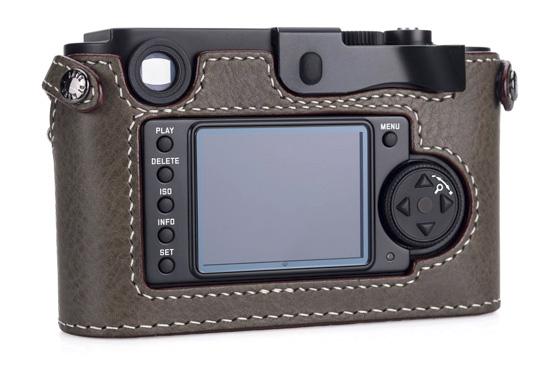 Arte di Mano cases for Leica cameras 9