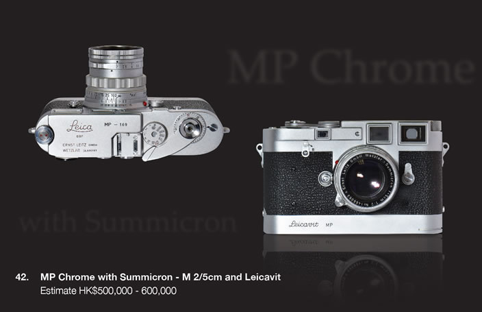 Leica Chrome with Summicron and Leicavit