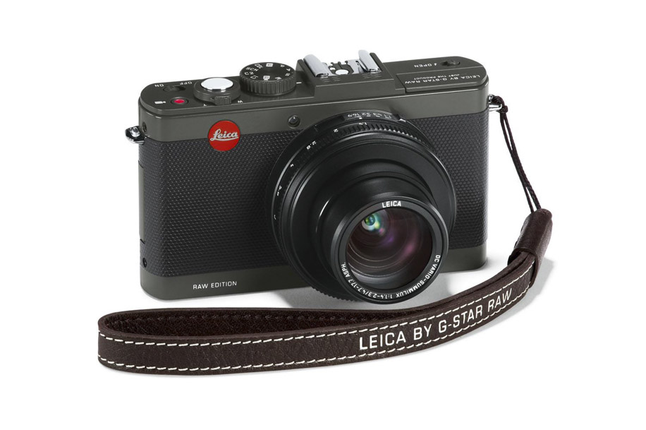 Leica D-LUX 6 G-Star RAW edition camera now in stock ...