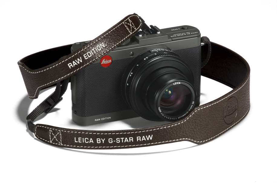 Leica D-Lux 6 Edition G-STAR RAW camera 12