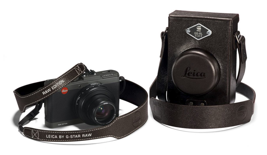 Leica D-Lux 6 Edition G-STAR RAW camera 13