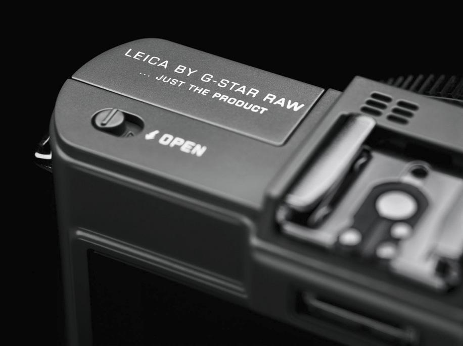 Leica D-Lux 6 Edition G-STAR RAW camera 4