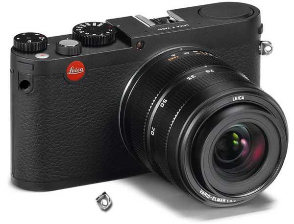 Leica X Vario Type 107 camera