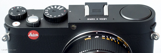 Leica X Vario camera AF