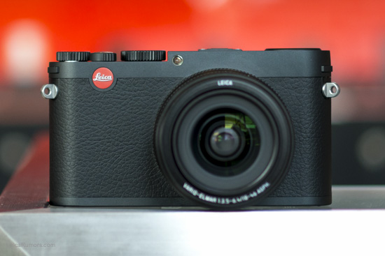 Leica X Vario camera first impressions
