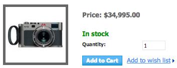 Leica M9 Titanium for sale
