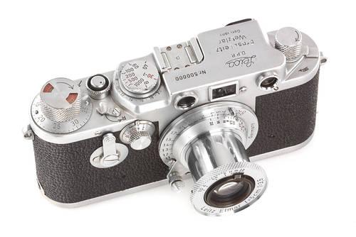 Leica IIIf No. 500.000