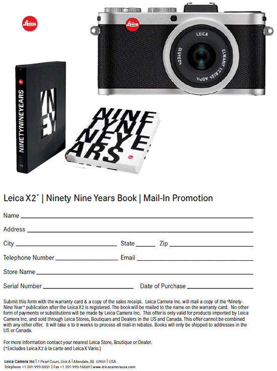 Leica-X2-mail-in-promotion