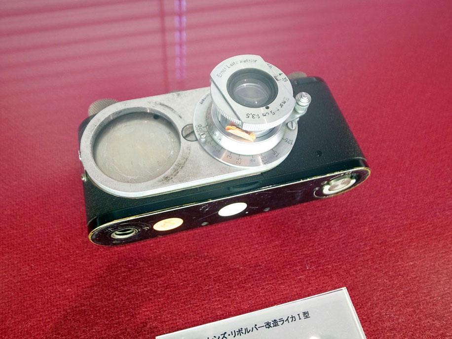 Prototype-Lens-Revolver-Leica-I-body