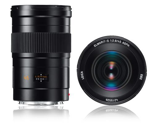 LEICA ELMARIT-S 45 mm f:2.8 ASPH lens