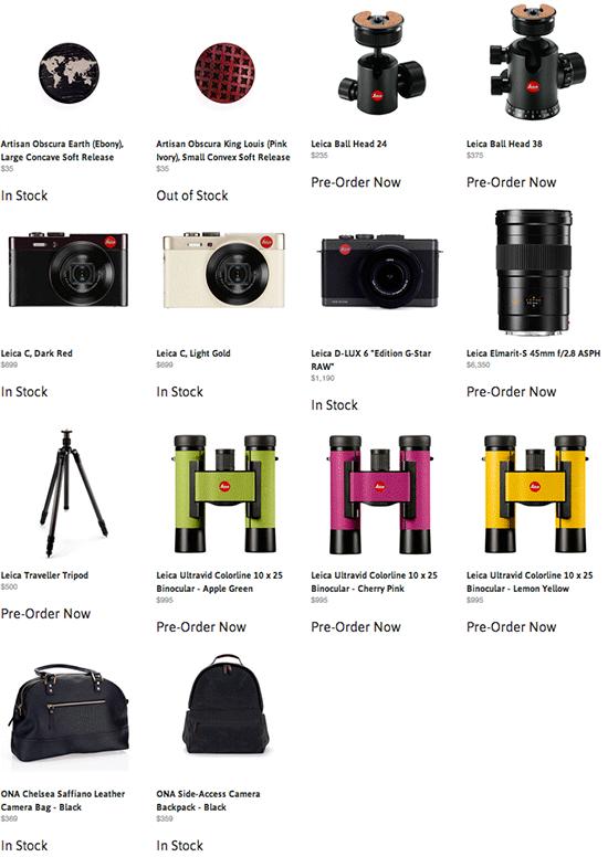 Leica-Store-Miami-online-store