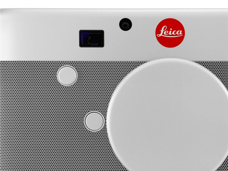 Leica digital rangefinder camera designed by Jony Ive and Marc Newson 7