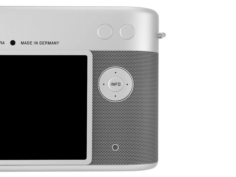 Leica digital rangefinder camera designed by Jony Ive and Marc Newson 8